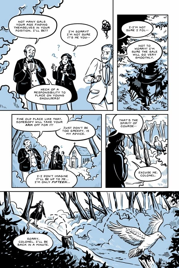 Talking to Leah Moore and John Reppion About Conspiracy Of Ravens, Class Poverty and Judge Dredd Megazine #400