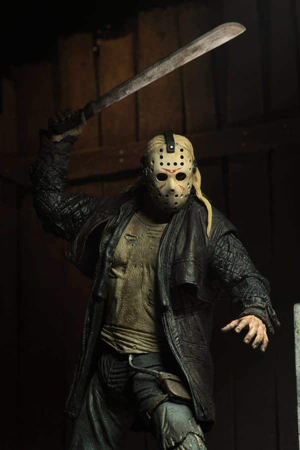 NECA Friday The 13th 2009 Ultimate Jason 4
