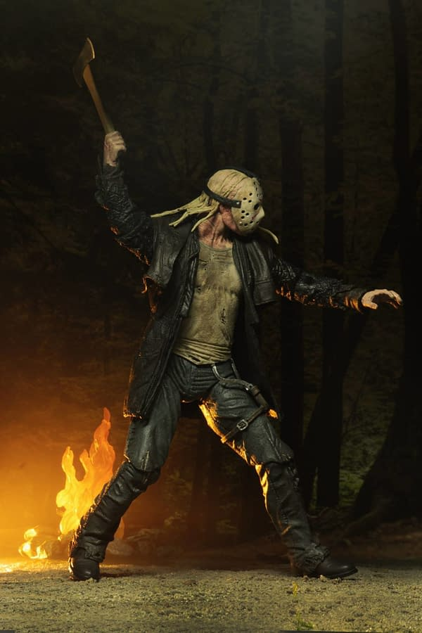 NECA Friday The 13th 2009 Ultimate Jason 5