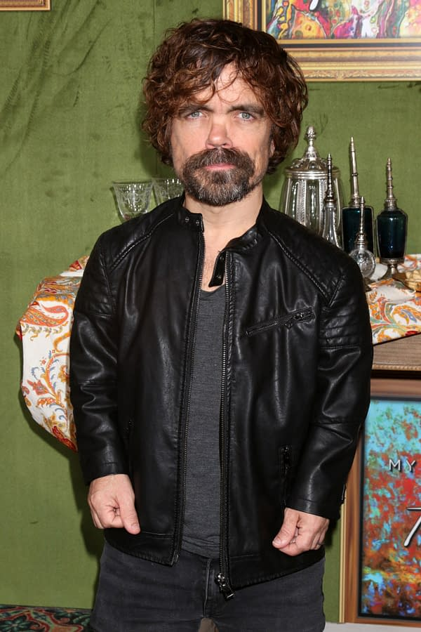 Peter Dinklage Talks Post-Game of Thrones Life, and Tyrion's Final Day