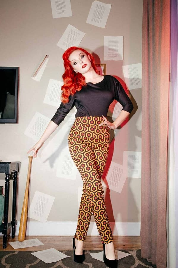 Pinup Girl Clothing has Overlook Hotel Items Available for Pre-Order