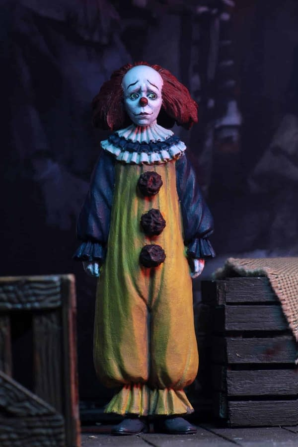 NECA Pennywise Accessory Pack 3