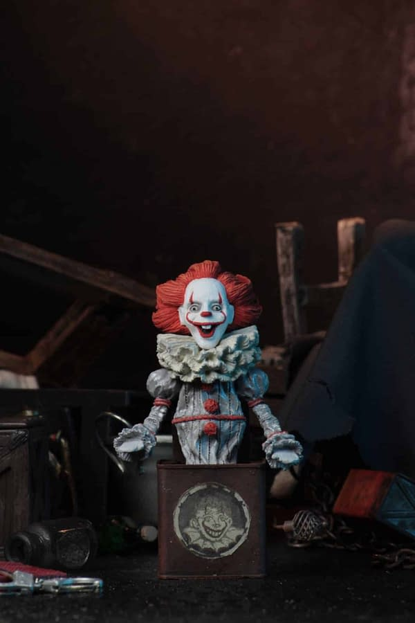 NECA Pennywise Accessory Pack 4