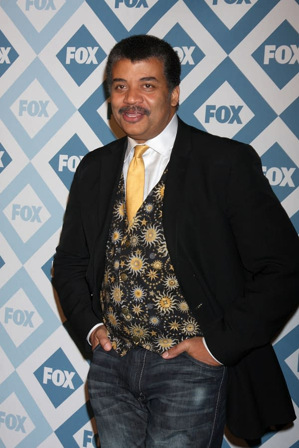 'Cosmos' Producers Investigating Allegations Against Neil deGrasse Tyson