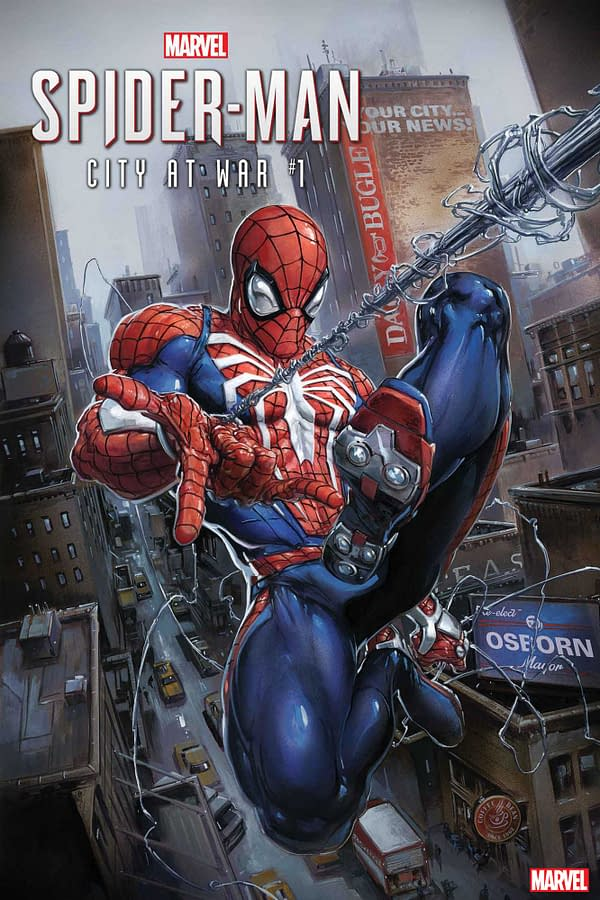 Marvel to Make Spider-Man Comic Based on Video Game Based on Comic