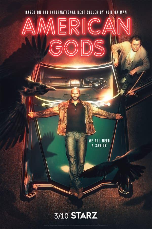 american gods season2 premiere