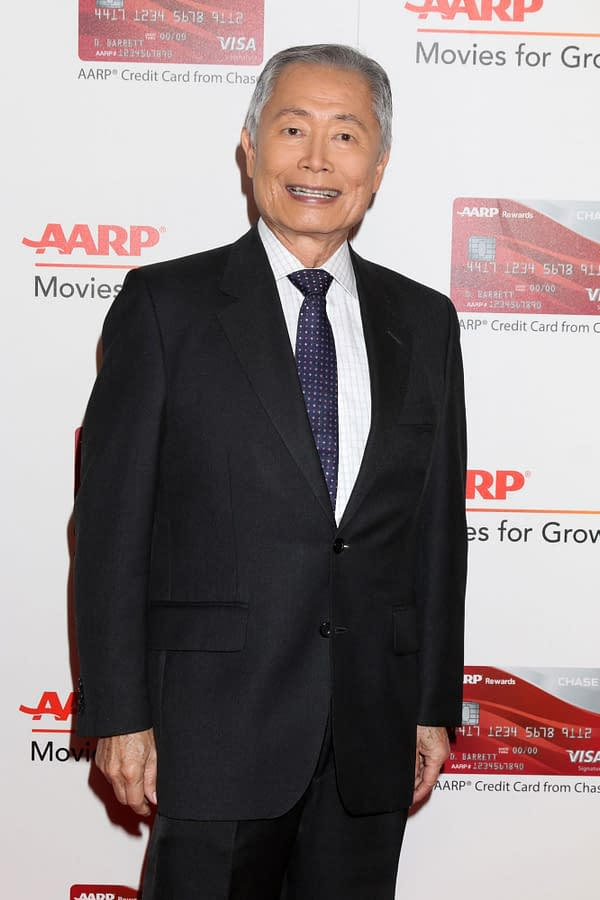 George Takei Boards Season 2 of AMC's 'The Terror'