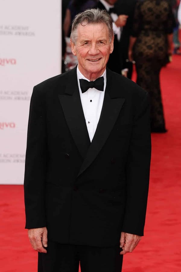 Michael Palin Becomes First Monty Python to Receive Knighthood