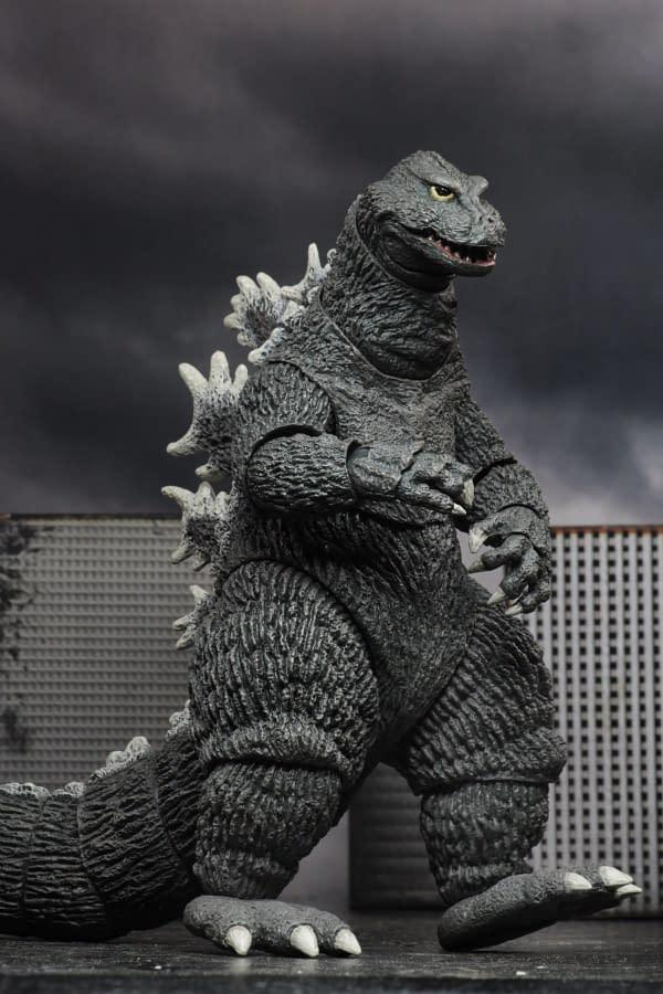 NECA 1962 Godzilla Figure 3