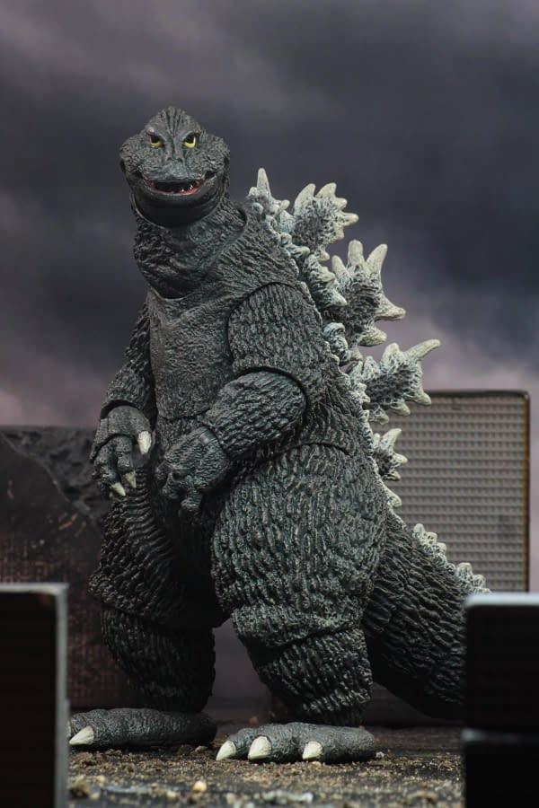 NECA 1962 Godzilla Figure 5