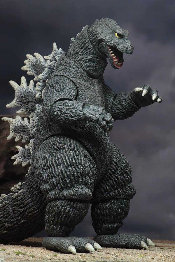 NECA 1962 Godzilla Figure 7