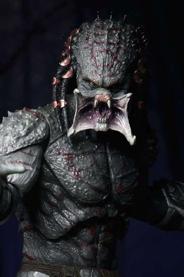 NECA Assassin Predator 6