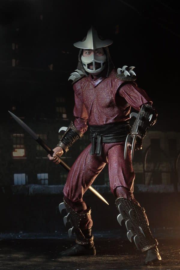 NECA TMNT Movie Shredder 6
