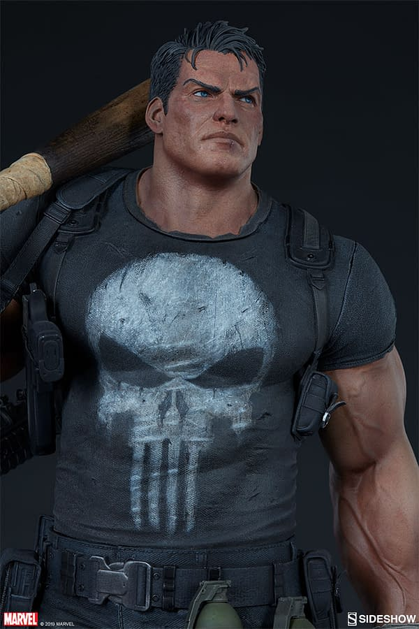 Sideshow Collectibles Punisher Premium Format Figure 4