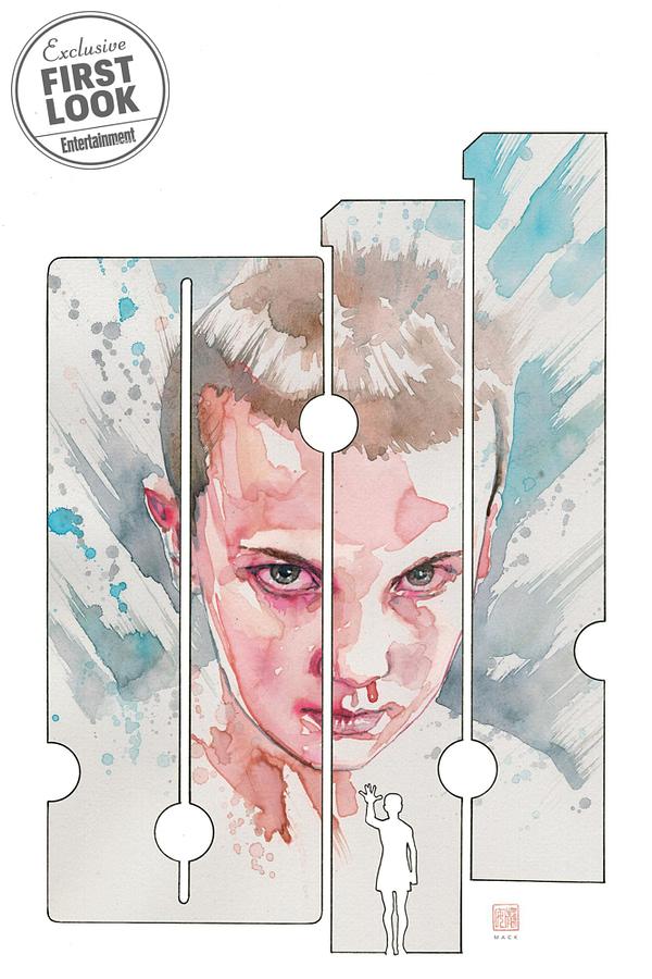 Stranger Things: Eleven's Predecessor Six to Debut in Dark Horse Comic