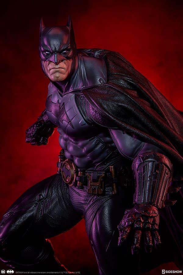 Separated At Birth: Francesco Mattina's Batman