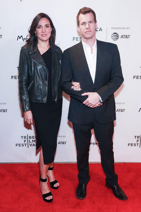 Couples Goals Lisa Joy, Jonathan Nolan Headed to Amazon Studios