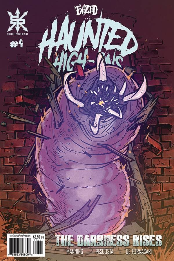 Source Point Press Publish a Comic For Flint and Launch Boston Metaphysical Society, Dead Kids and Love She Offered in July 2019 Solicits