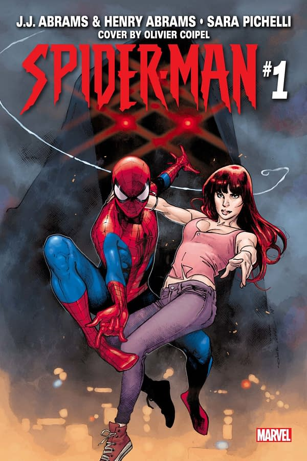JJ Abrams to Write New Spider-Man Comic with Son and Artist Sara Pichelli