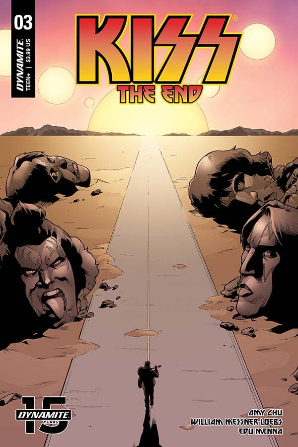 Amy Chu's Writer's Commentary on KISS: The End #3 - Keeping William Messner-Loebs in the Picture