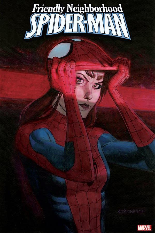Friendly Neighborhood Spider-Man Changes Solicits, Adds Ken Lashley For #12 (UPDATE)