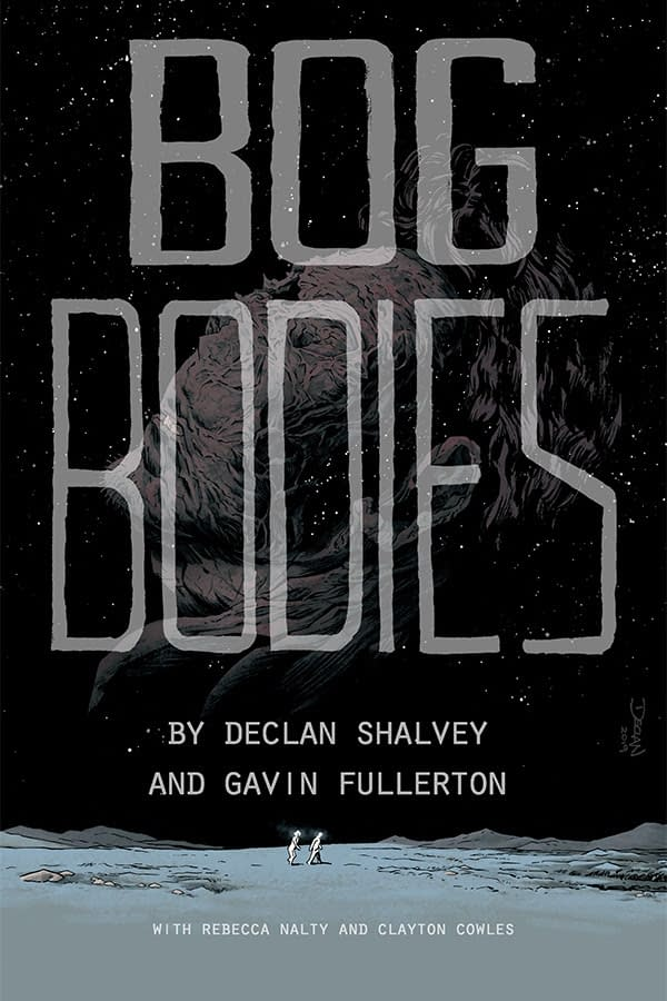 Declan Shalvey and Gavin Fullerton's New Graphic Novel, Bog Bodies, Announced at WorldCon
