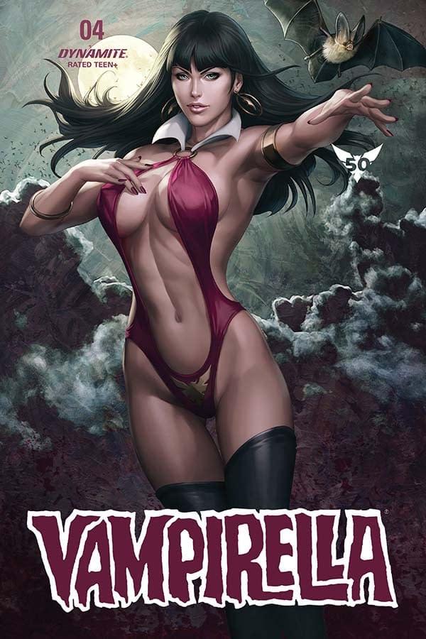 Vampirella 4