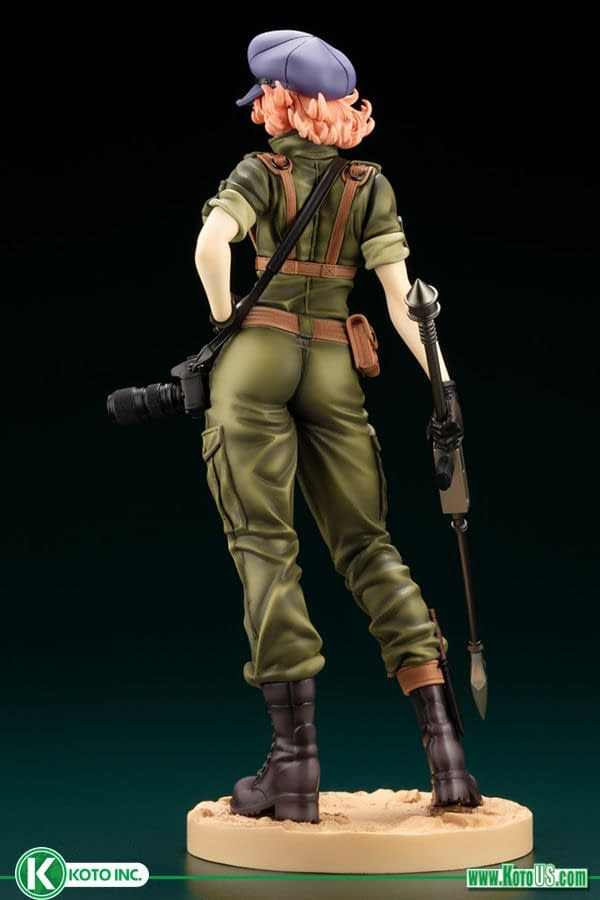 G.I. Joe Gets Sexy with New Kotobukiya Bishoujo Statue