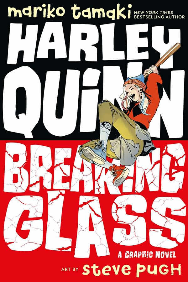 Harley Quinn: Breaking Glass Creators Mario Tamaki and Steve Pugh Meet For First Time at Thought Bubble (Video)