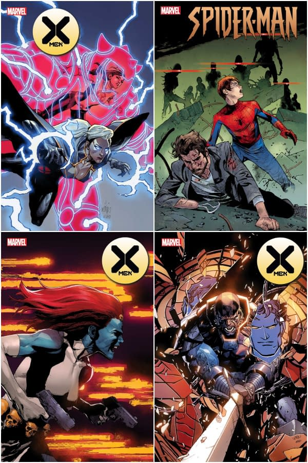 X-Men and Spider-Man Get Later and Later From Marvel Comics