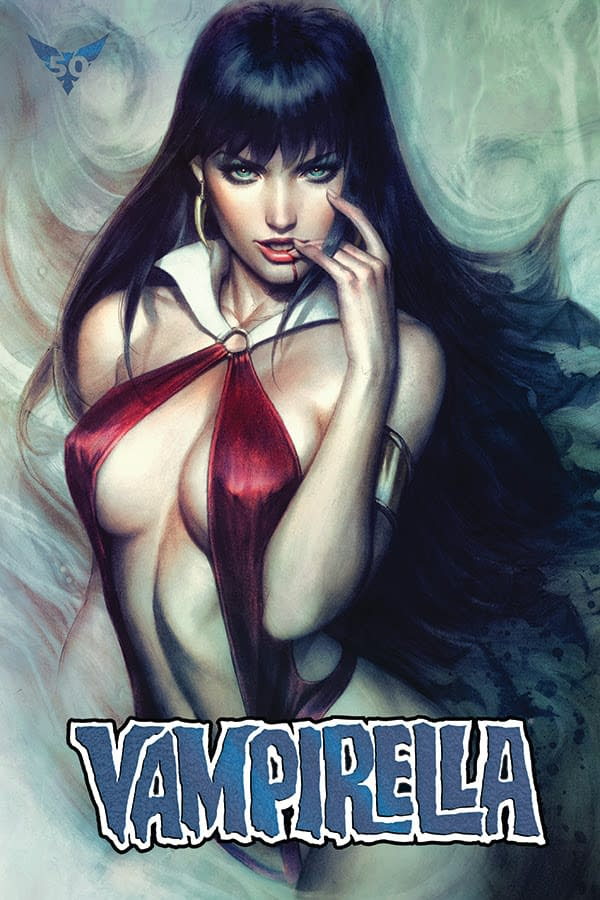 Dynamite Sells Out Of Next Week's Vampirella #6 Stanley 'Artgerm' Lau Acetate Cover… Sorry