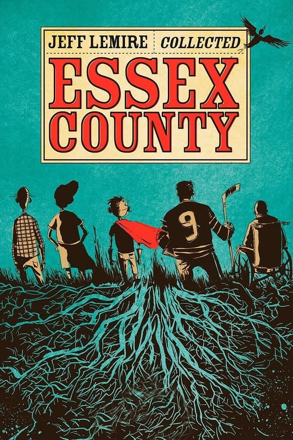 Essex County collected edition cover (Image: Jeff Lemire)