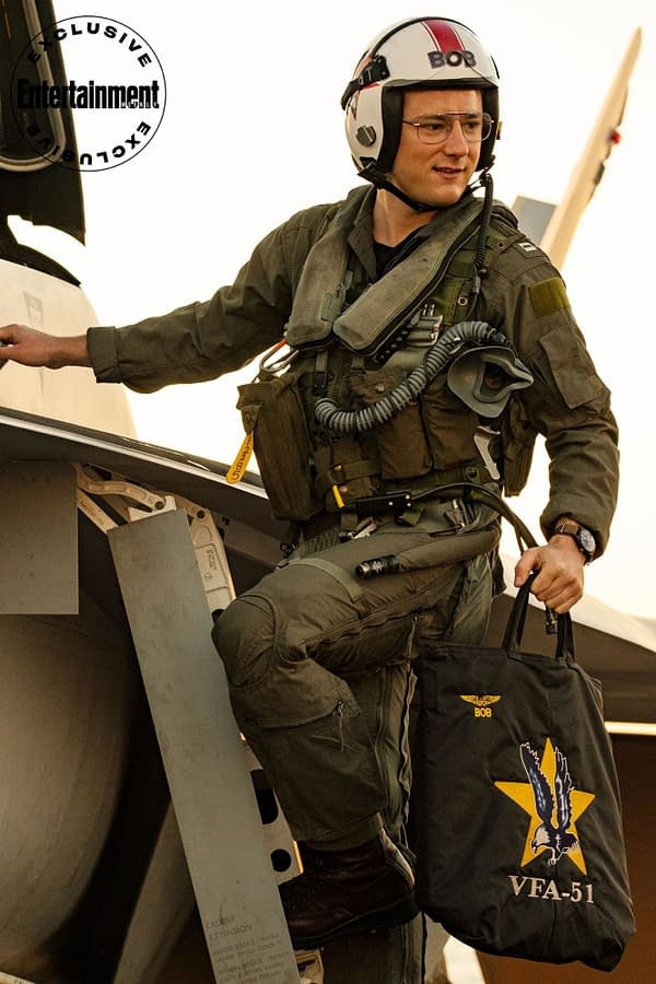 """Top Gun: Maverick"" – Director Joseph Kosinski Describes Filming Experience, New Images"