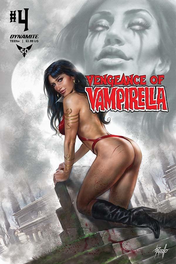 Thomas E. Sniegoski's Writer's Commentary on Vengeance On Vampirella #4