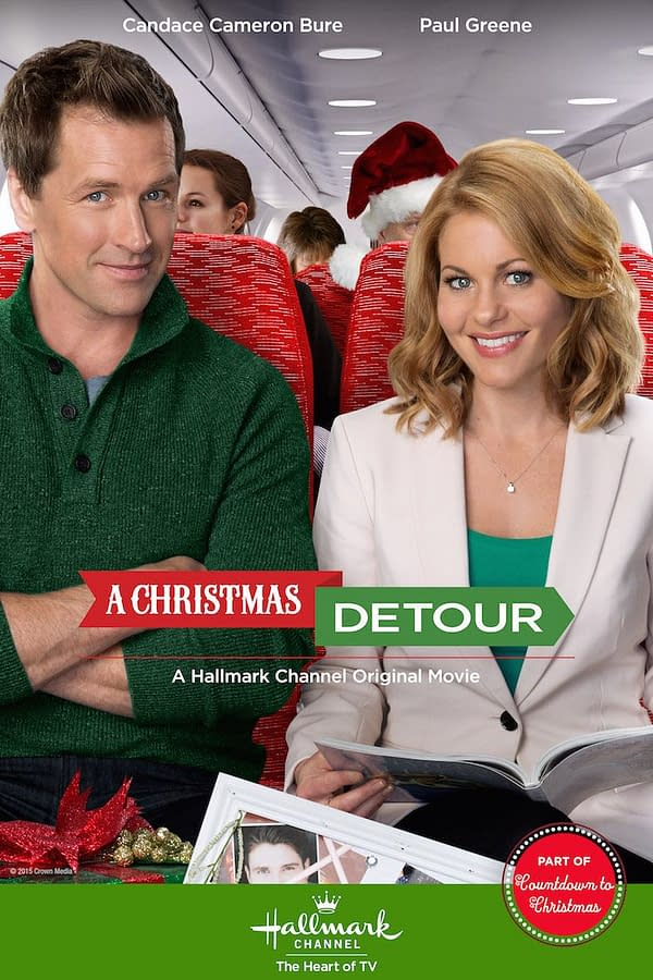 Hallmark Channel Christmas Movie Marathon to Air This Weekend
