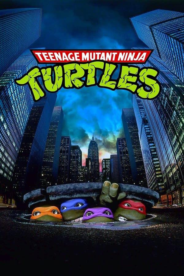 TMNT 1990 Poster