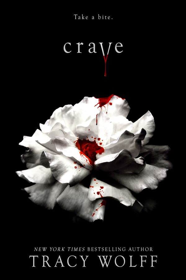 Crave Has Been Picked Up By Universal Ahead of its Publication Date April 7th