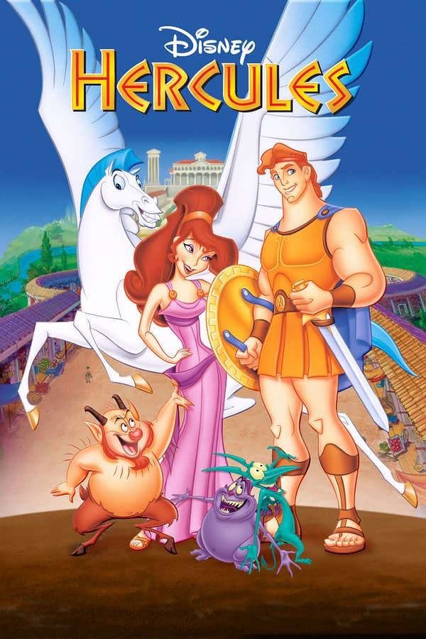Disney will remake Hercules as a live action film.