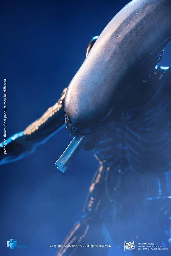 Alien Big Chap from Hiya Toys