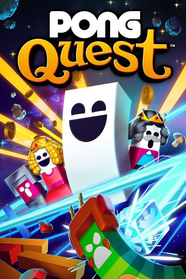 Pong Quest main art