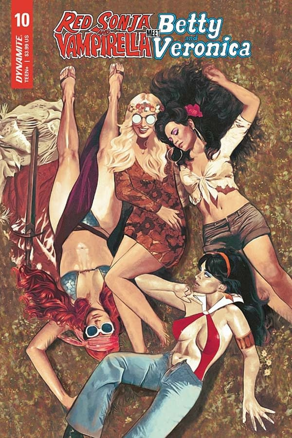 Amy Chu's Isolation Writer's Commentary for Red Sonja & Vampirella Meet Betty &Veronica #10.
