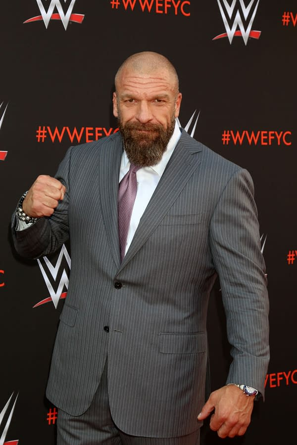 Wrestlemania 36 Triple H On How It Could Change Wrestling Forever