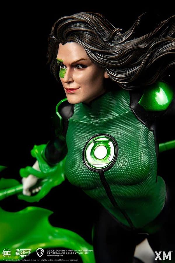 Jessica Cruz (Rebirth) Premium Collectibles statue from XM Studios