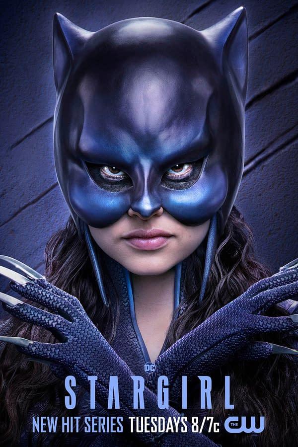 Stargirl Season 2: Yvette Monreal Talks Wildcat, Shade, Eclipso & More
