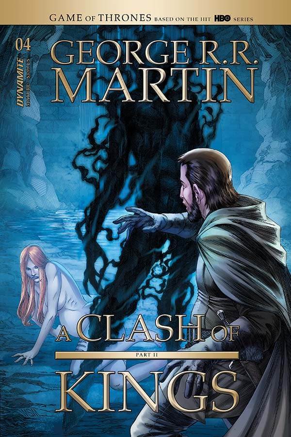 A cover for A Clash Of Kings Vol 2 4.