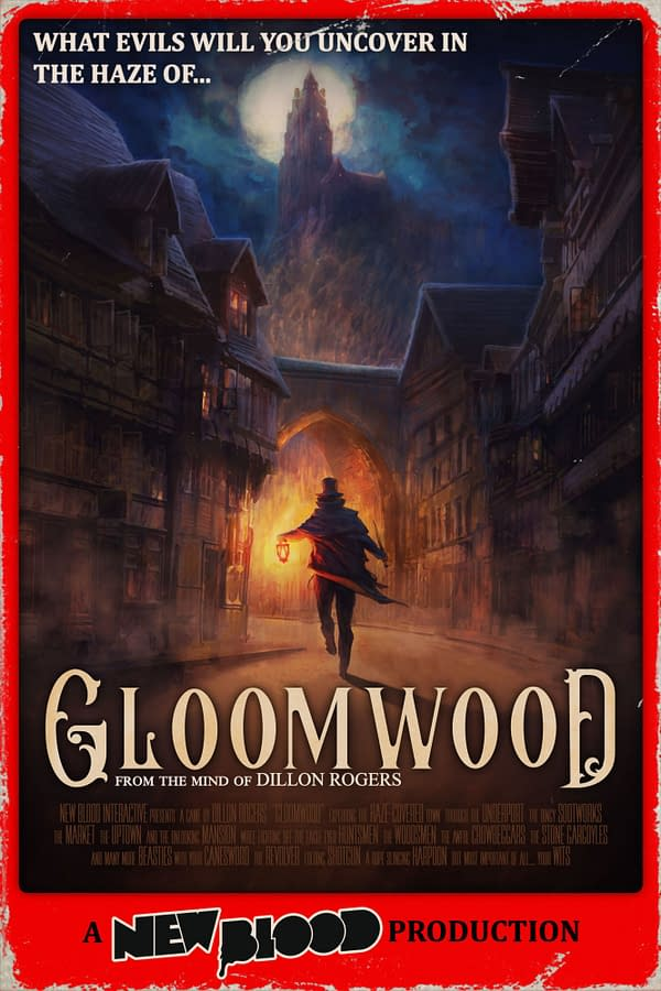 Gloomwood Gets Trailer on PC Gaming Show
