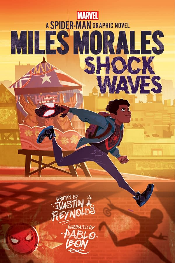 Marvel and Scholastic Launch Young Readers Original Graphic Novels.