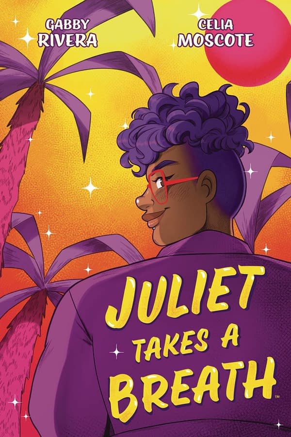 Juliet Takes A Breath With Keanu Reeves in Boom October 2020 Solicits