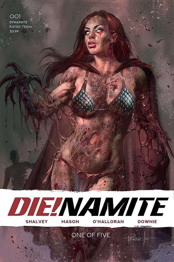 Declan Shalvey Was To Have Written DIE!Namite Crossover Event