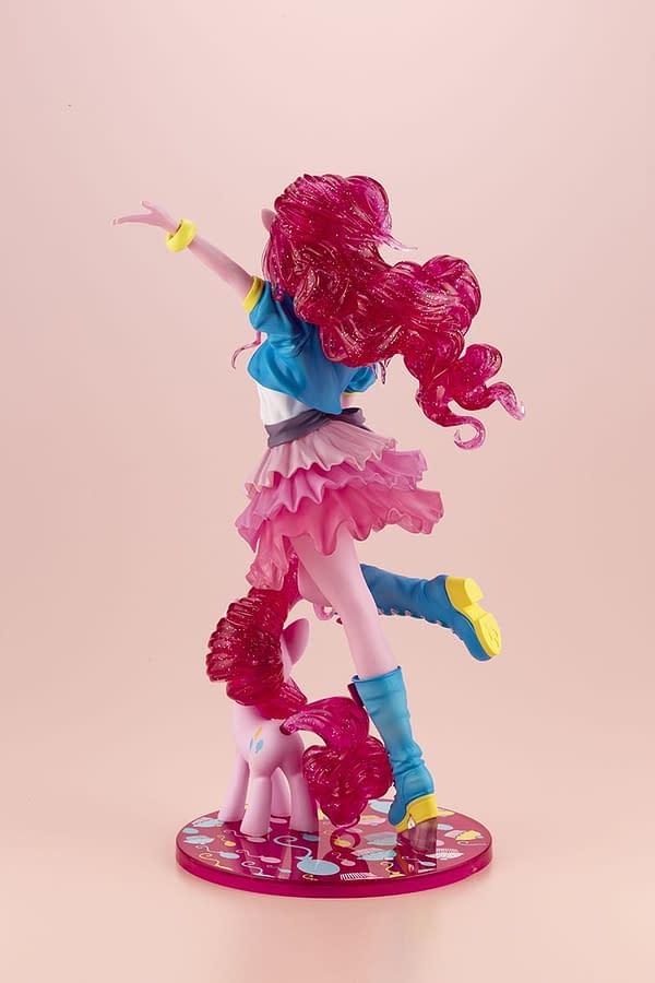 My Little Pony Pinkie Pie Comes to Life with New Kotobukiya Variant